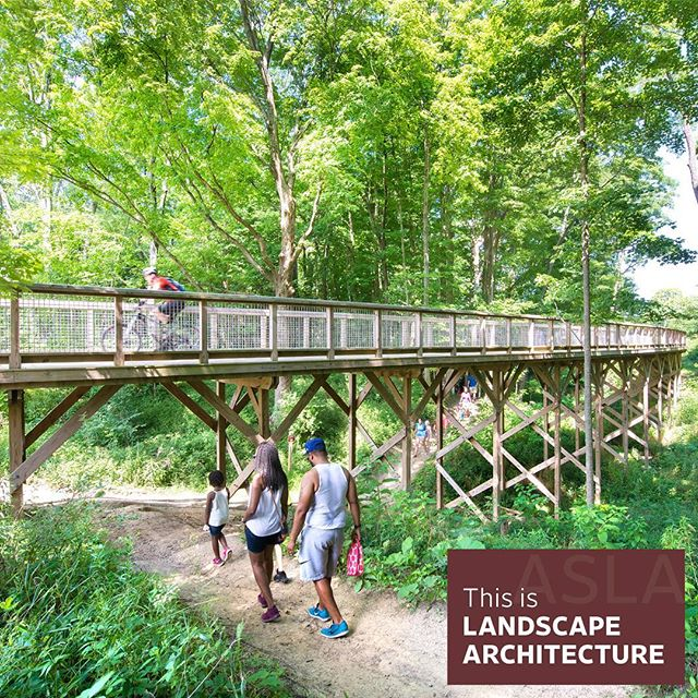 ASLA Kentucky's 2019 Merit Award for Design / Constructed Work has been awarded to Flat Fork Creek Park. Designed by Rundell Ernstberger Associates, this project is located in Fishers, IN. . . . @rundell.ernstberger @aslaindiana @nationalasla  #aslaky #wlam2019 #theolmstedeffect #landarch #landscapearchitecture