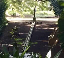 Allerton Garden - We took a walk through National Tropical Botanical Garden. It's a must see when visiting Kauai. My favorite