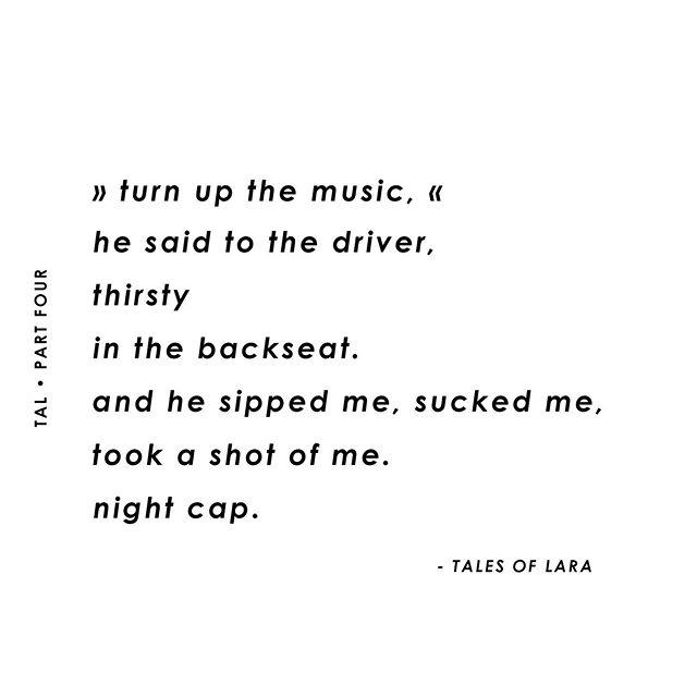 Tal, part 4... he slurped me 🥂 💦