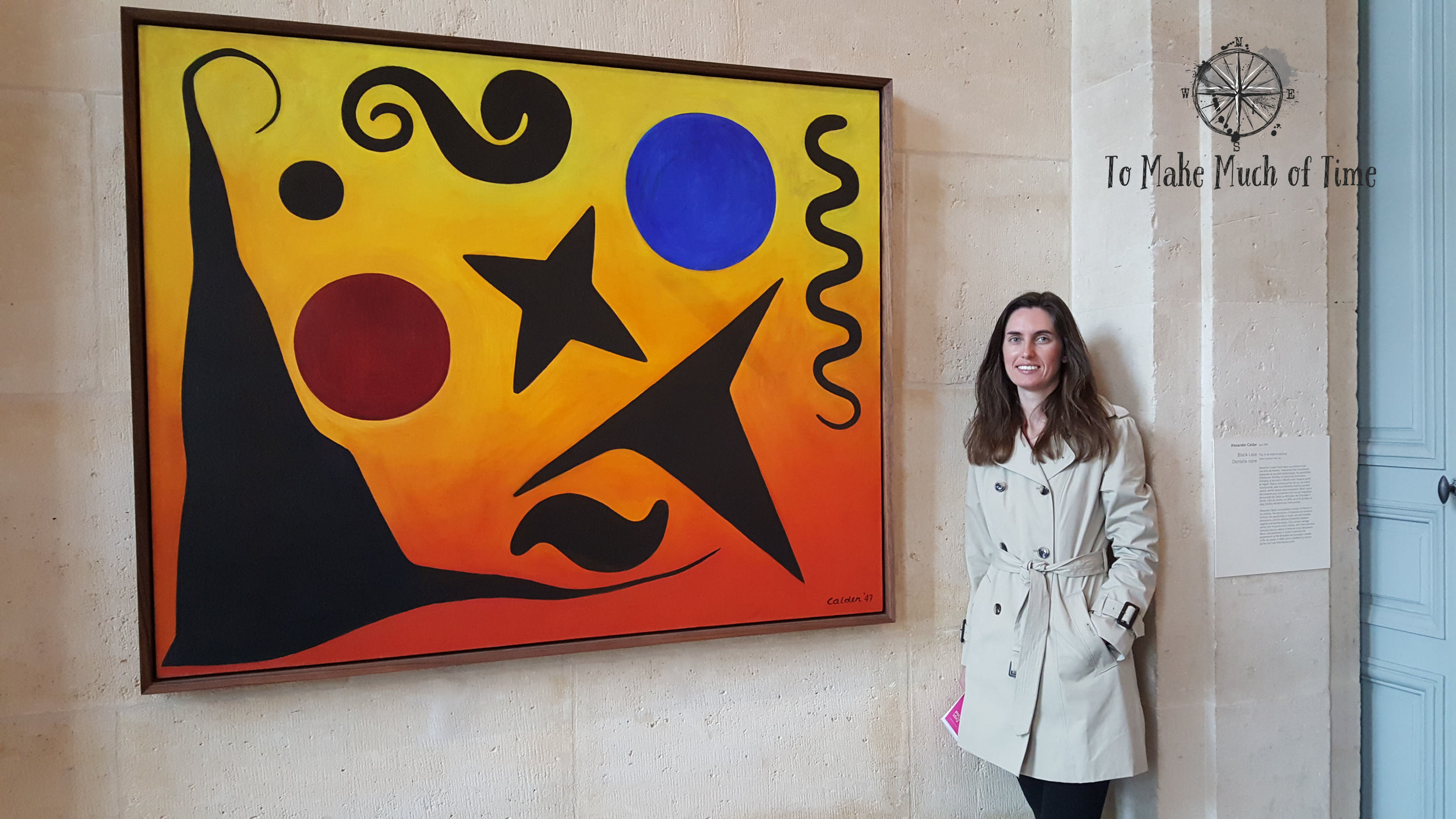 Lindsey really liked this artwork by Alexander Calder.