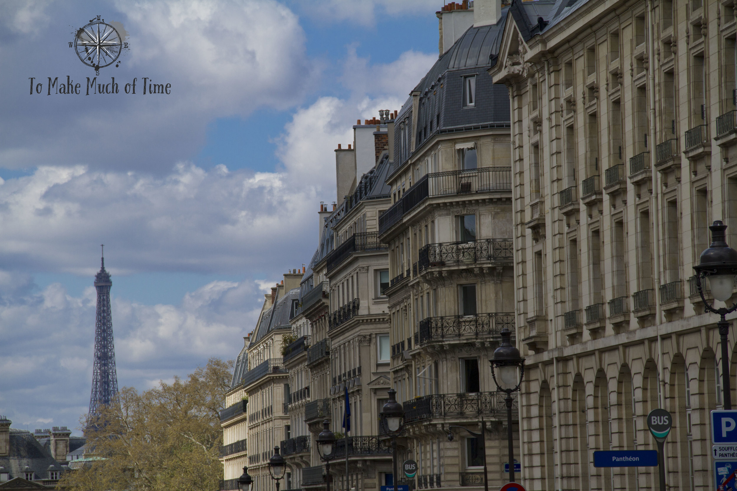 As you stroll down the streets of Paris, you will be thankful that you know enough French to get by.