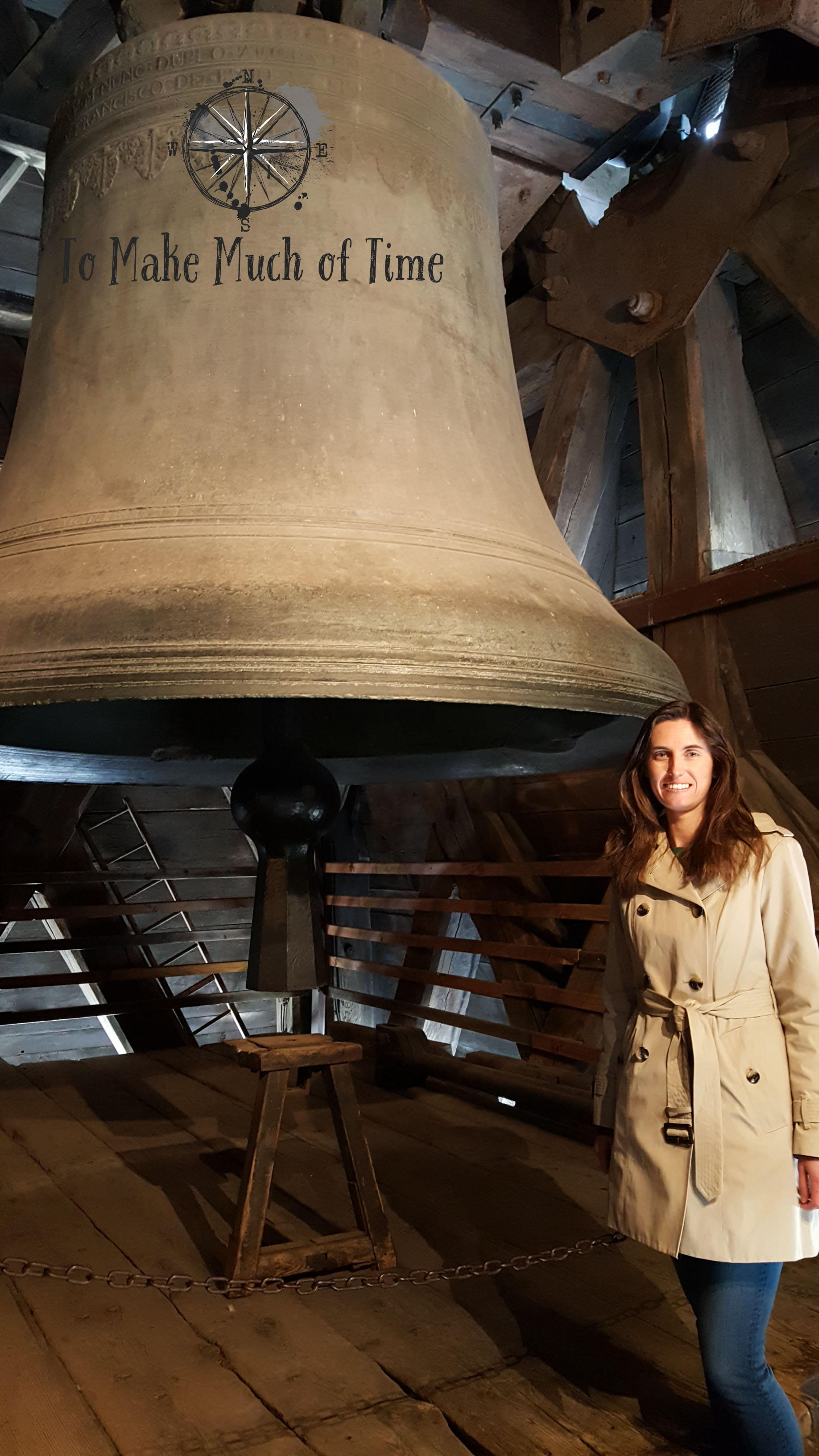 This is one giant bell!