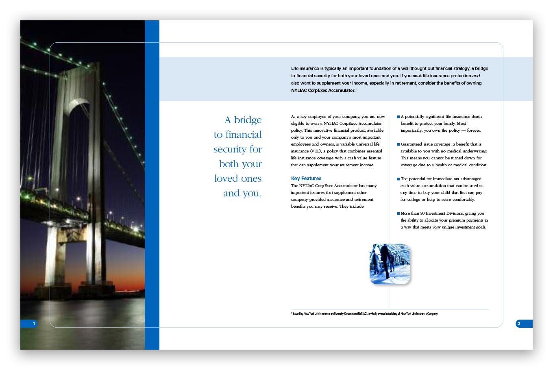 New York Life CorpExec Accumulator brochure