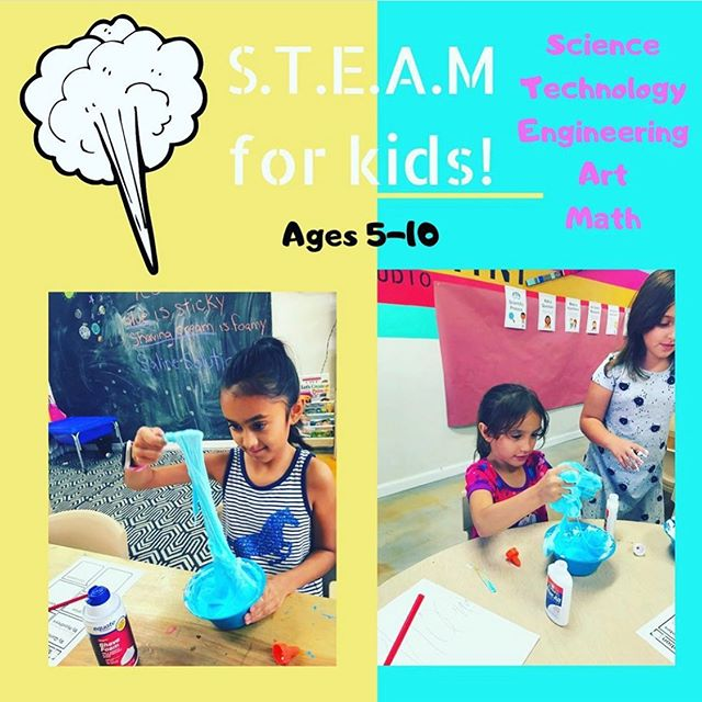 STEAM for kids!!! This class is happening tomorrow! Register at www.wetpaintstudiolc.com