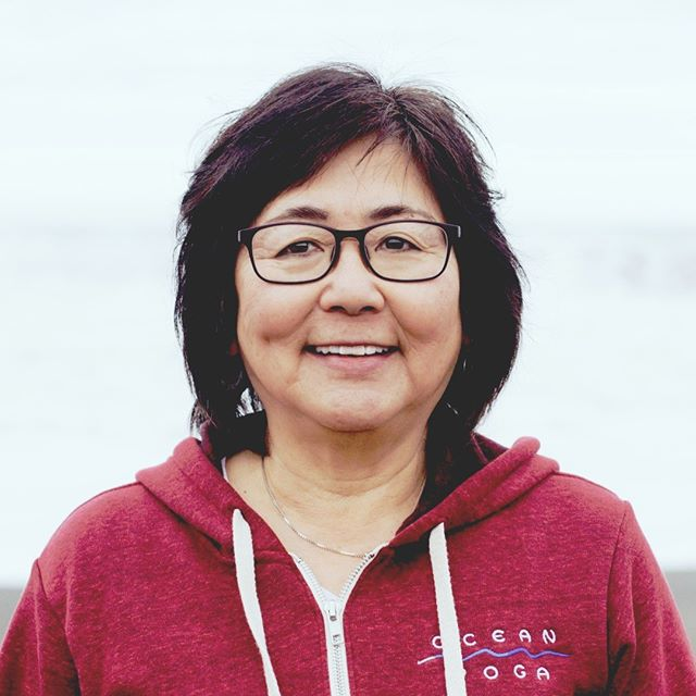 #funfactfriday strikes again! . This Friday we are featuring Karen! . Karen is one of our front desk all-stars. She has been working at Ocean Yoga for almost 4 years and practicing with us for even longer. (7 years! 🎉) . A fun fact about Karen is that she has a heart of gold. When she isn't going the extra mile at Ocean Yoga making sure that guests are having the best experience possible, Karen is spending her time with her family or volunteering! . She teaches a free weekly Tai Chi class at the Filipino Bayanihan Resource Center in Daly City that is open to all.  She also volunteers once a week as a classroom assistant for a 5th grade class at Sunset Ridge Elementary. . Karen certainly knows how to fill her post-retirement time up with activities that are fulfilling to her as well as the community. We are so grateful to have Karen be a part of our Ocean Yoga family. Show her some love the next time you see her! . #funfactfriday #yogastudio #givingback #taichi #bayareayoga #volunteering #volunteer #yogaeverydamnday #yogafamily #practice #friday #tgif #gratitude #wellness #pacificayoga