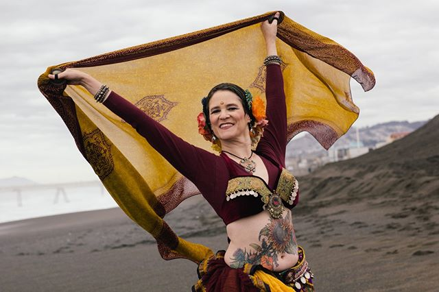 The Fog Fest Bellydance Series starts tomorrow!!! . Have you tried bellydancing? Have you taken bellydance before and would like to hone in on your skills? Would you like to take your bellydance to the next level by performing? . The Fog Fest Bellydance Series will start on Friday, August 30th and will meet every Friday for 5 weeks during the regularly scheduled American Tribal Style® Bellydance class.  Students will learn techniques and moves to prepare them for a final performance at the Pacifica Fog Fest at the end of September. . Students who wish to perform at the Fog Fest are required to attend the last 2 sessions on 9/20 and 9/27. . Each session in the Fog Fest Bellydance Series is our regular drop-in price of $25.  Students who wish to attend the entire 5-class series can purchase a $100 5-class pack online or at the front desk.  Unlimited members can attend this series as part of their membership.  Level 1 and Level 2 members as well as class pack holders can use their allotted classes to attend classes in the Fog Fest Bellydance Series. . Students can sign up for each class in the series by enrolling in the American Tribal Style® Bellydance class on the class schedule page of our website https://oceanyoga.com/schedule or via the Ocean Yoga phone app.  Pre-registration is recommended. . #bellydance #bellydancing #oceanyoga #pacifica #dance #dancingeveryday #pacificafogfest #fogfest #performance #danceperformance #danceseries #americantribalstyle #americantribalstylebellydance  #americantribalstyle® #move #movement #practice #pacificadance #pacifica #bayareadance