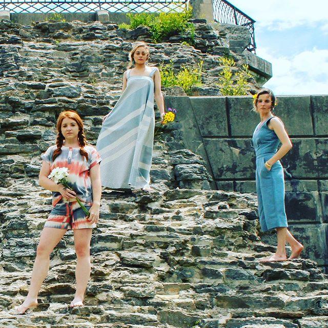 #summerstyleflow #daisygirls #sustainablestyle #slowfashion #popupshop #shopethical