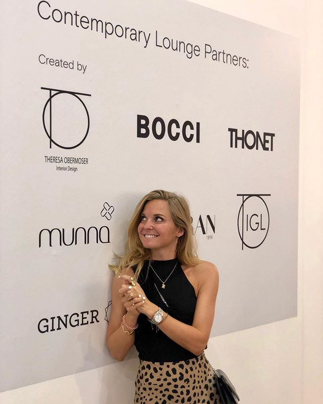 Official Design Partner for @viennacontemporary with @bocci @thonet_gmbh @munnadesign @jaggerandjadeco @golran @tiglodomes by @tointeriordesignltd