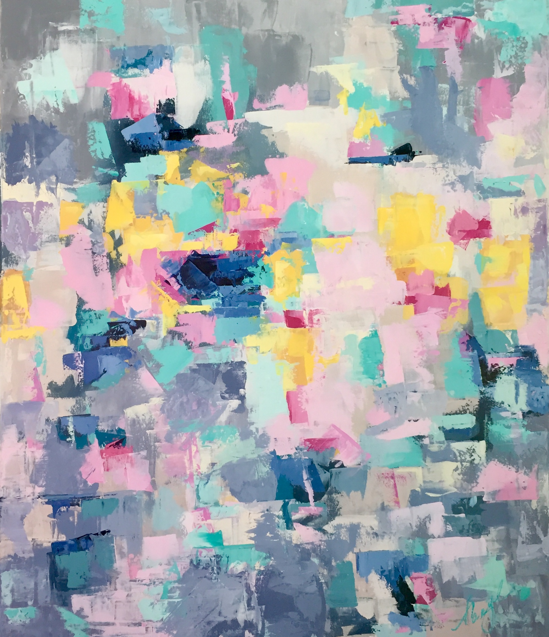"""Painting - """"Prevailing Light"""""""