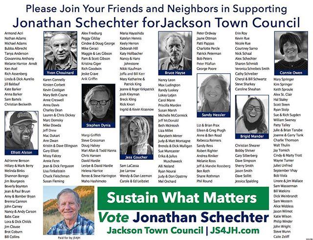 Together we can #SustainWhatMatters. Thank you all for your constant support. #js4jh