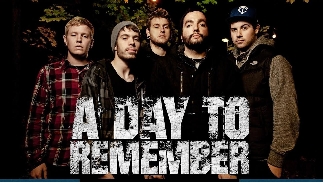 A Day To Remember - Violence- Common Courtesy {6.1}