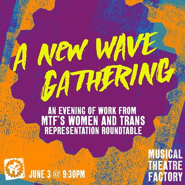 "Coming up this Monday-- if you missed my cabaret this past week, you'll get another chance to hear ""Subway Beauty"" performed on stage. Come on over! @joespub in a evening of songs written by women, trans and gnc writers. See tix link in bio. @mtfmusicals *  #musicaltheater #nyc #newyorkcity #gnc #women #trans #writers #newworks"