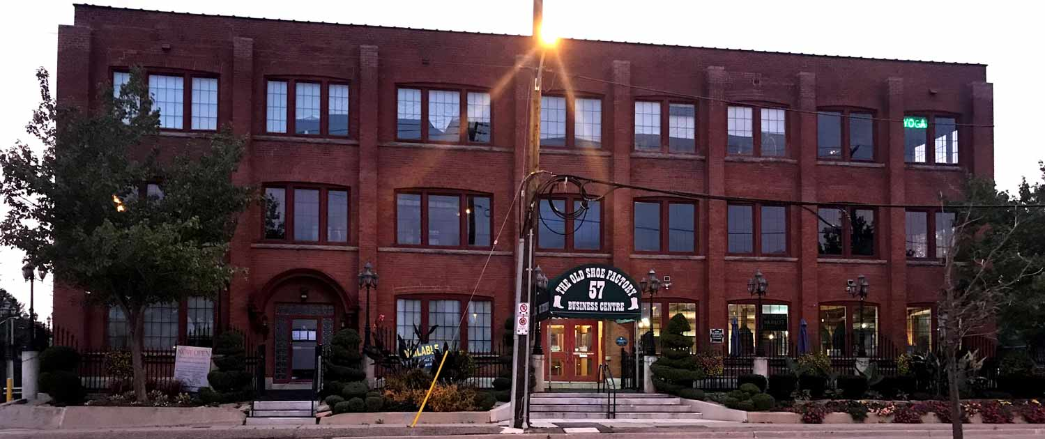 Nirvana Wellness Centre at The Old Shoe Factory Brampton