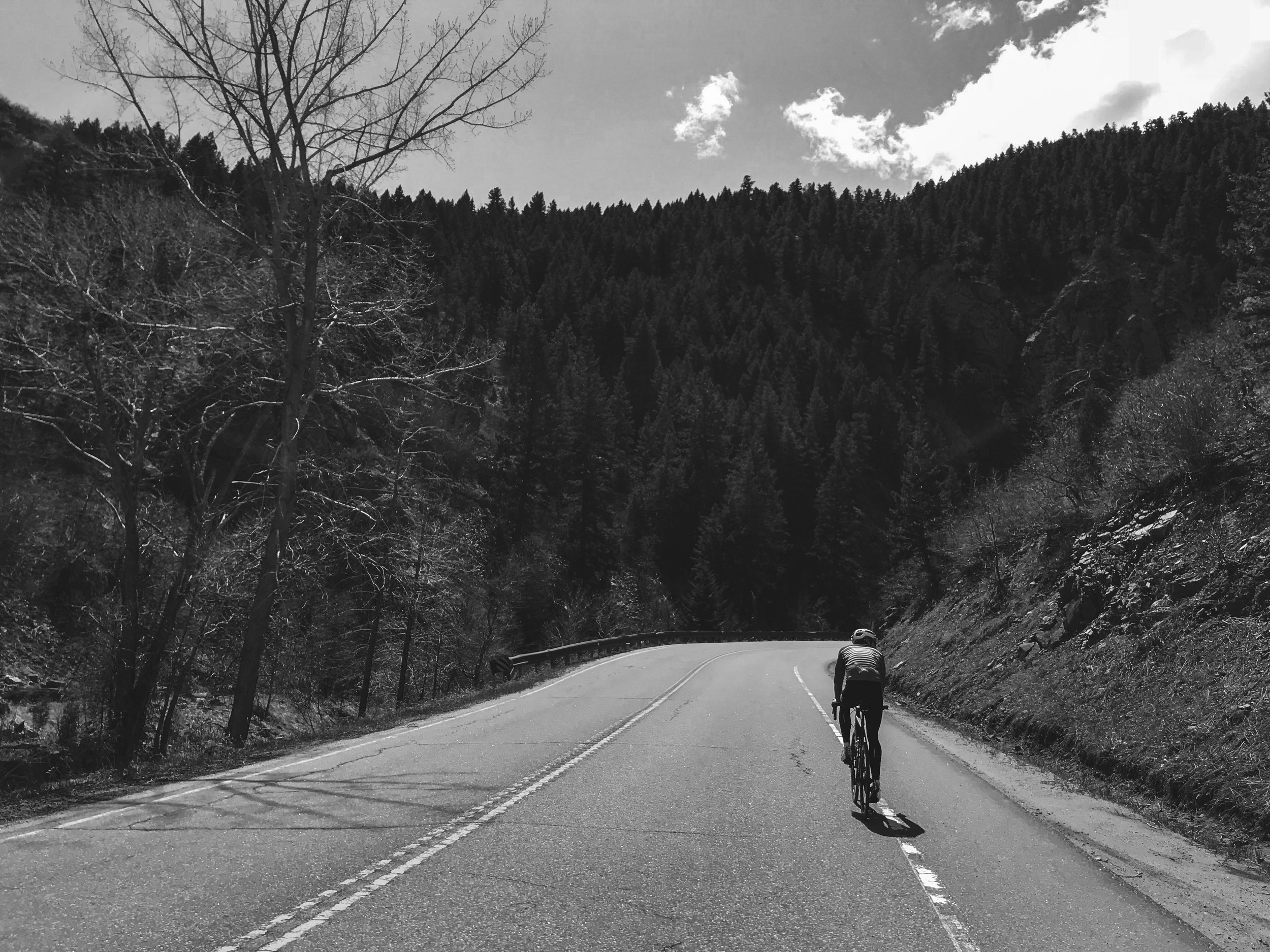 Day 2 - Chatfield State Park > Deer Creek Canyon & High Grade Road
