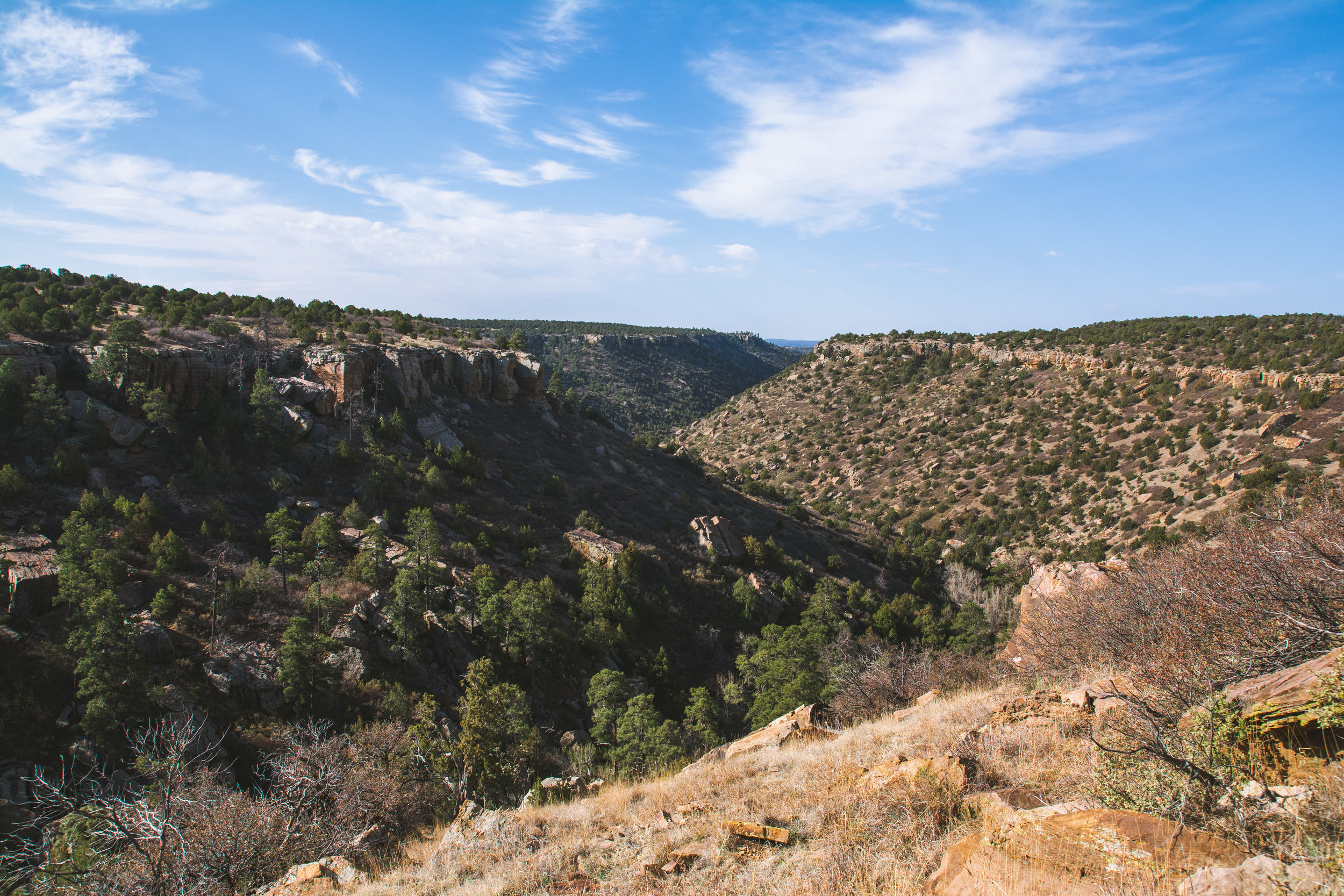 Another part of Canyon