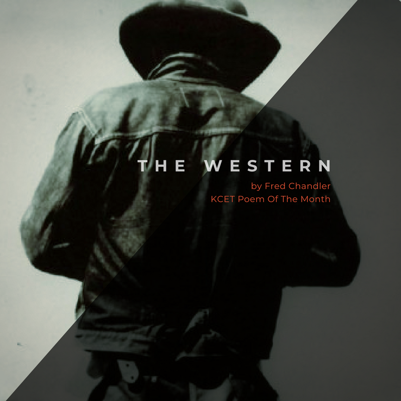 The Western - The drifter with two guns at his hips comes and then goesNo stories are very clear but many are constantly toldWhat he dares leave behind are not dead bodies but soulsNow you can't put a finger on it try as we might to let unfoldBut something stirs in the horse barn for us all to beholdThe cemetery tombstones in the Spring are wet and coldLA 12/10/10