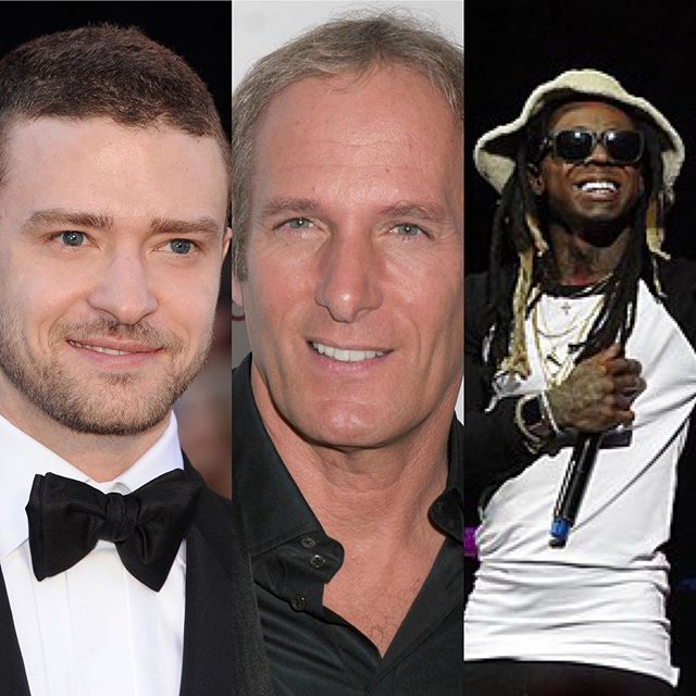 What do JT, Michael Bolton, and Lil Wayne all have in common? 🧐 Find out on today's episode of #pcss Link in bio! . . . #justintimberlake #michaelbolton #lilwayne #dickinabox #captainjacksparrow #imonaboat #podcast #comedy #ladypodsquad #shepodcasts #podernfamily