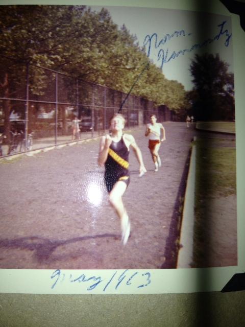 Track Team 1963