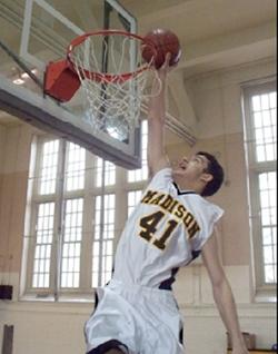 Madison Basketball today