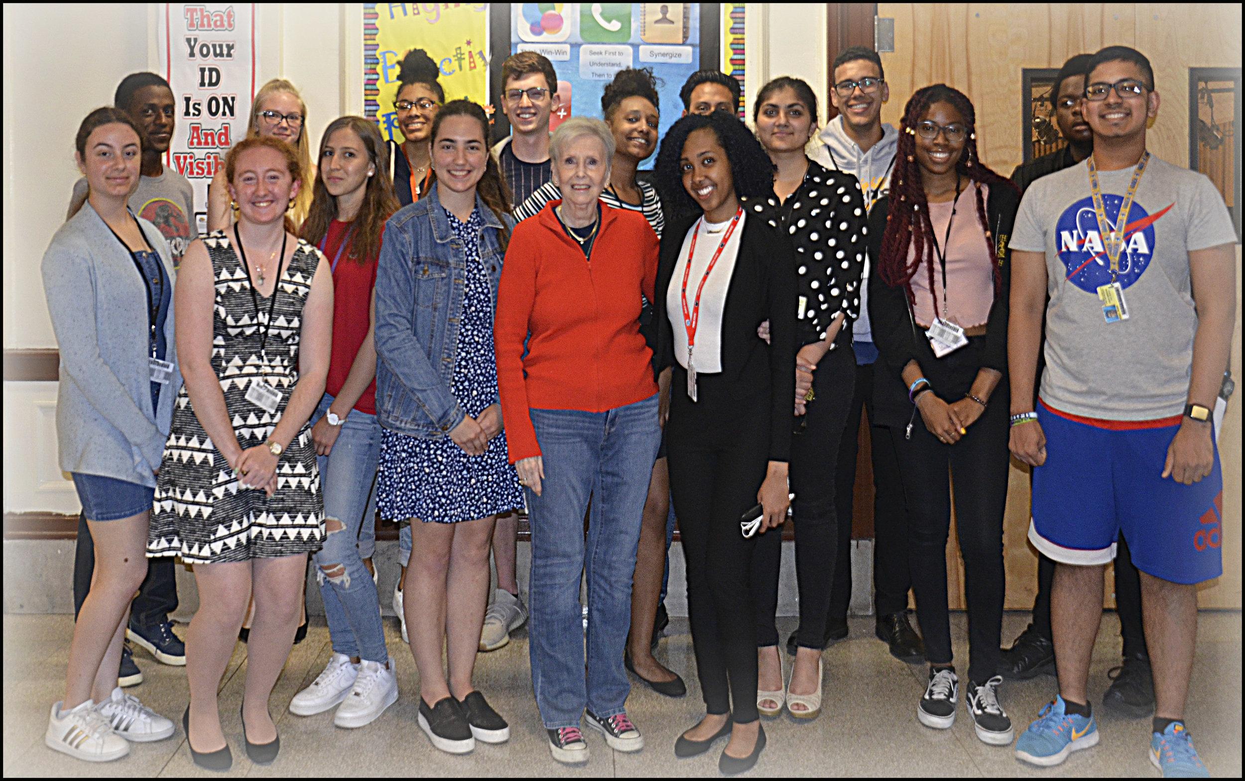 JMHSAA Senior Award Winners, 2019