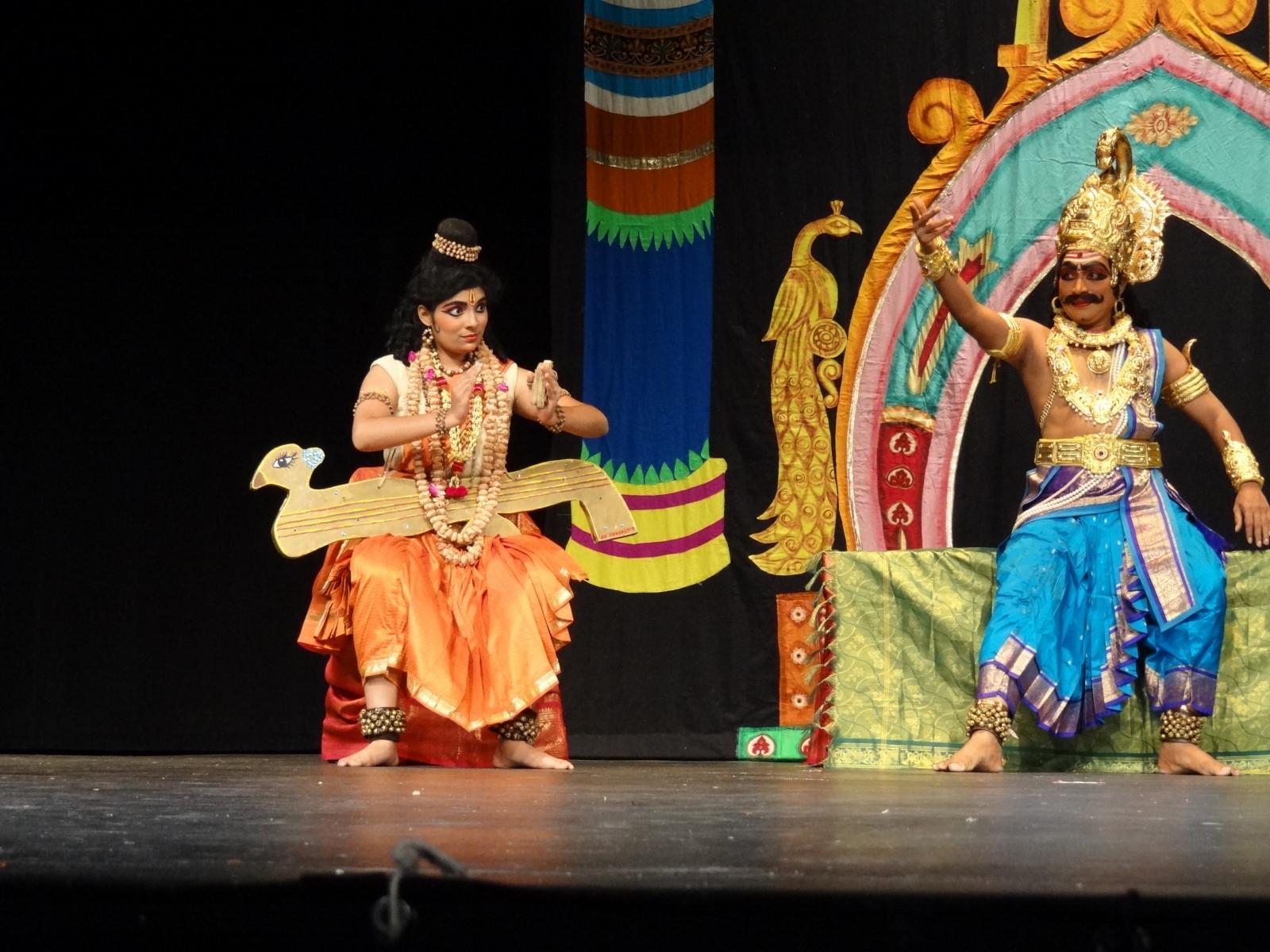 2011 Tour - Mohini Bhasmasura