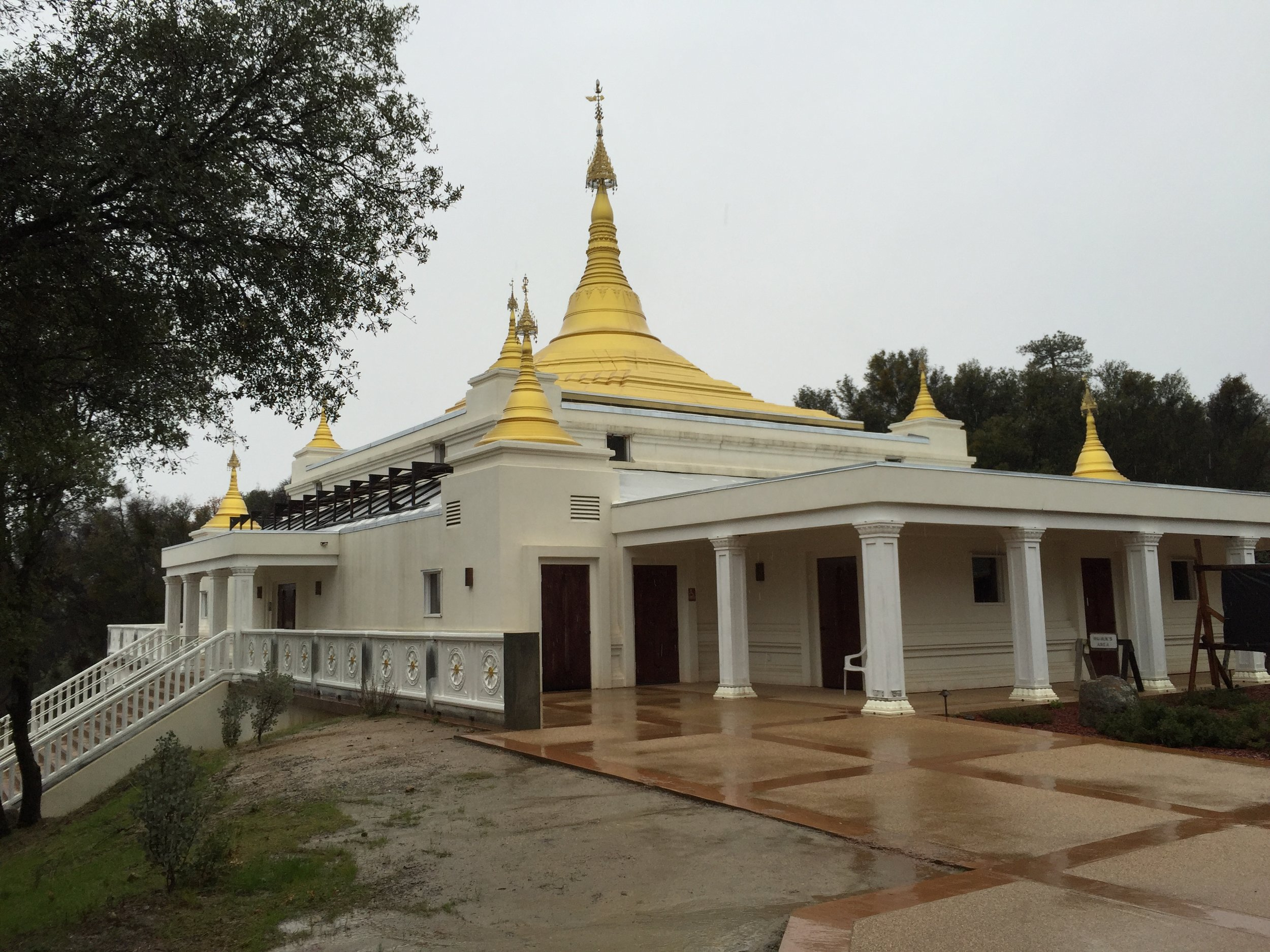 A temple