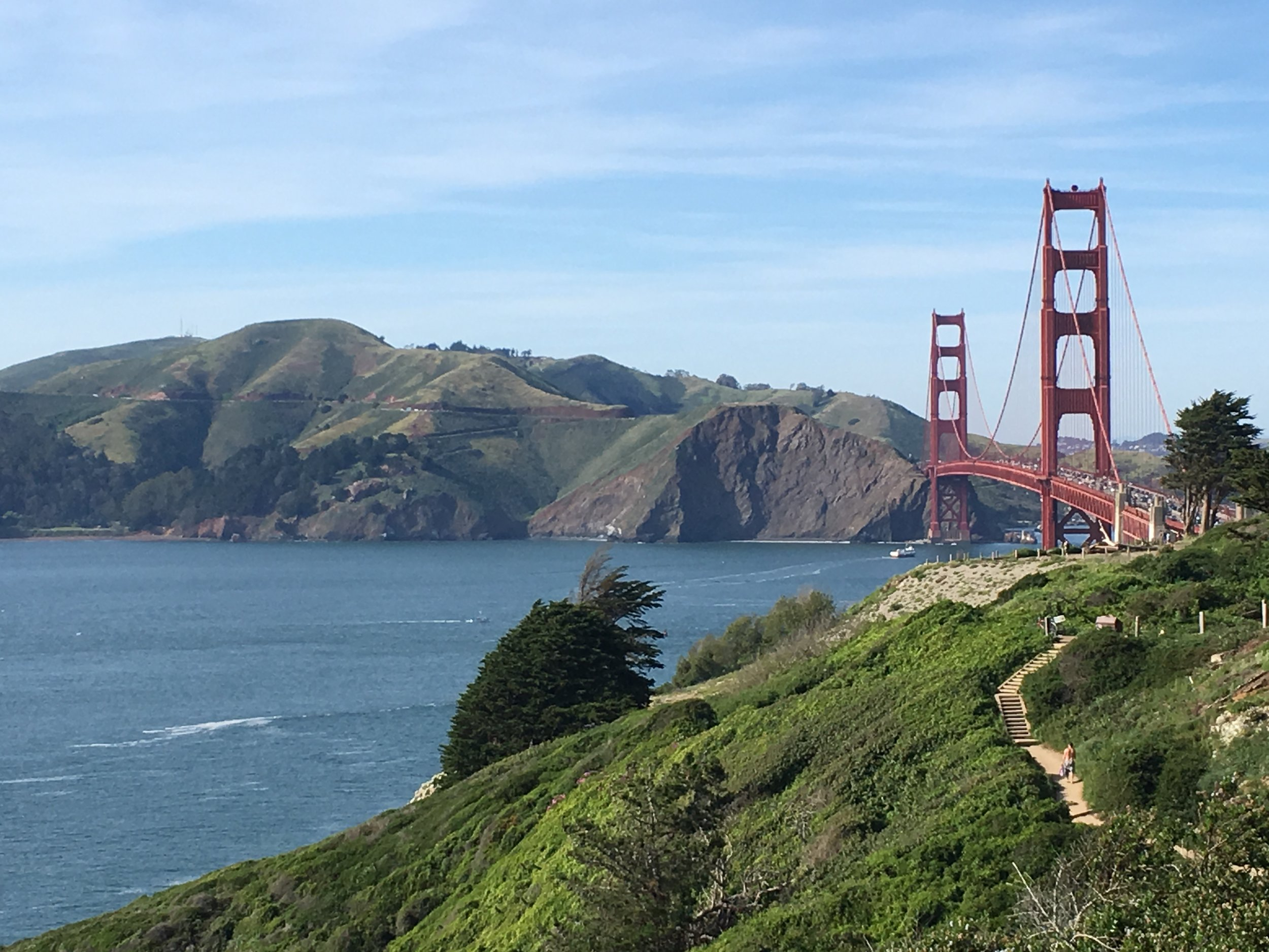 Bridge in San Francisco