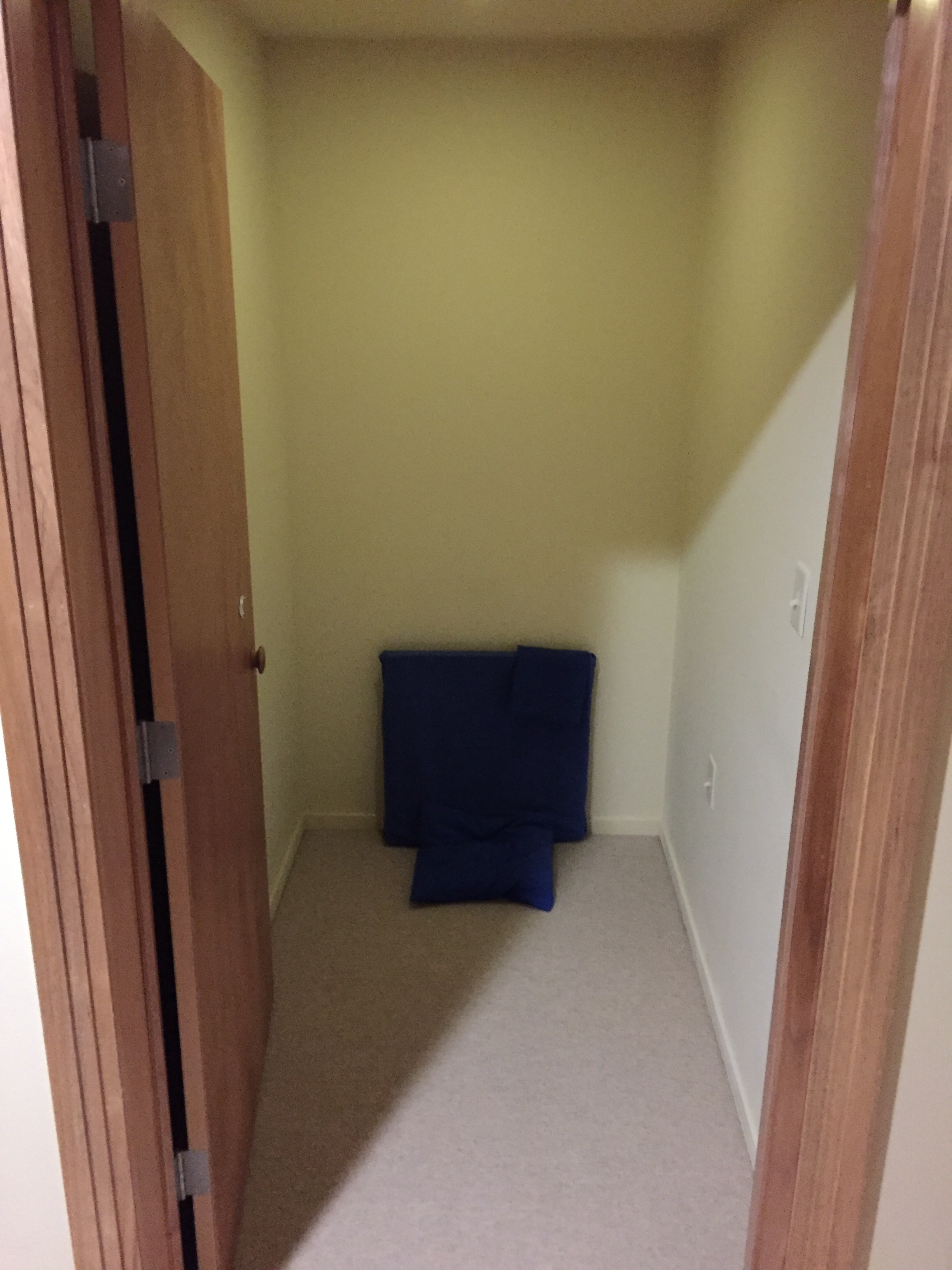 The cell for the meditation
