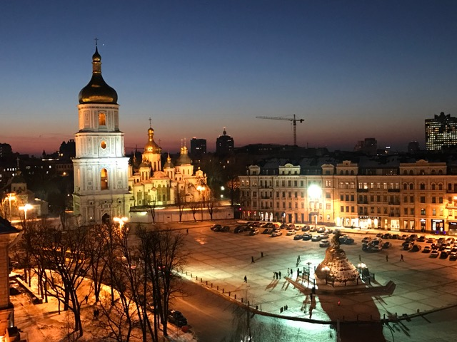 Saint Sophia in Kyiv, Ukraine