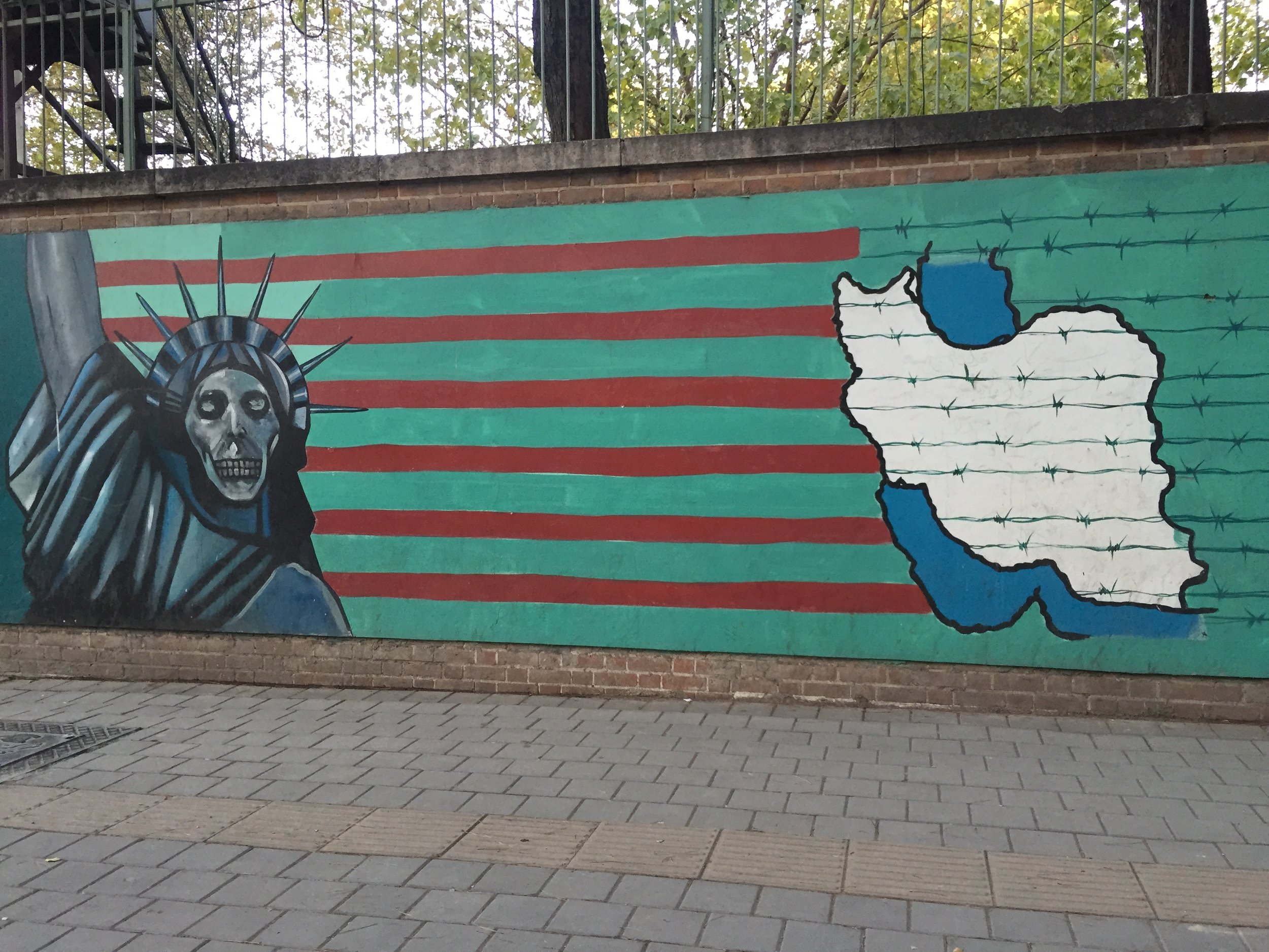 Iranian political propaganda