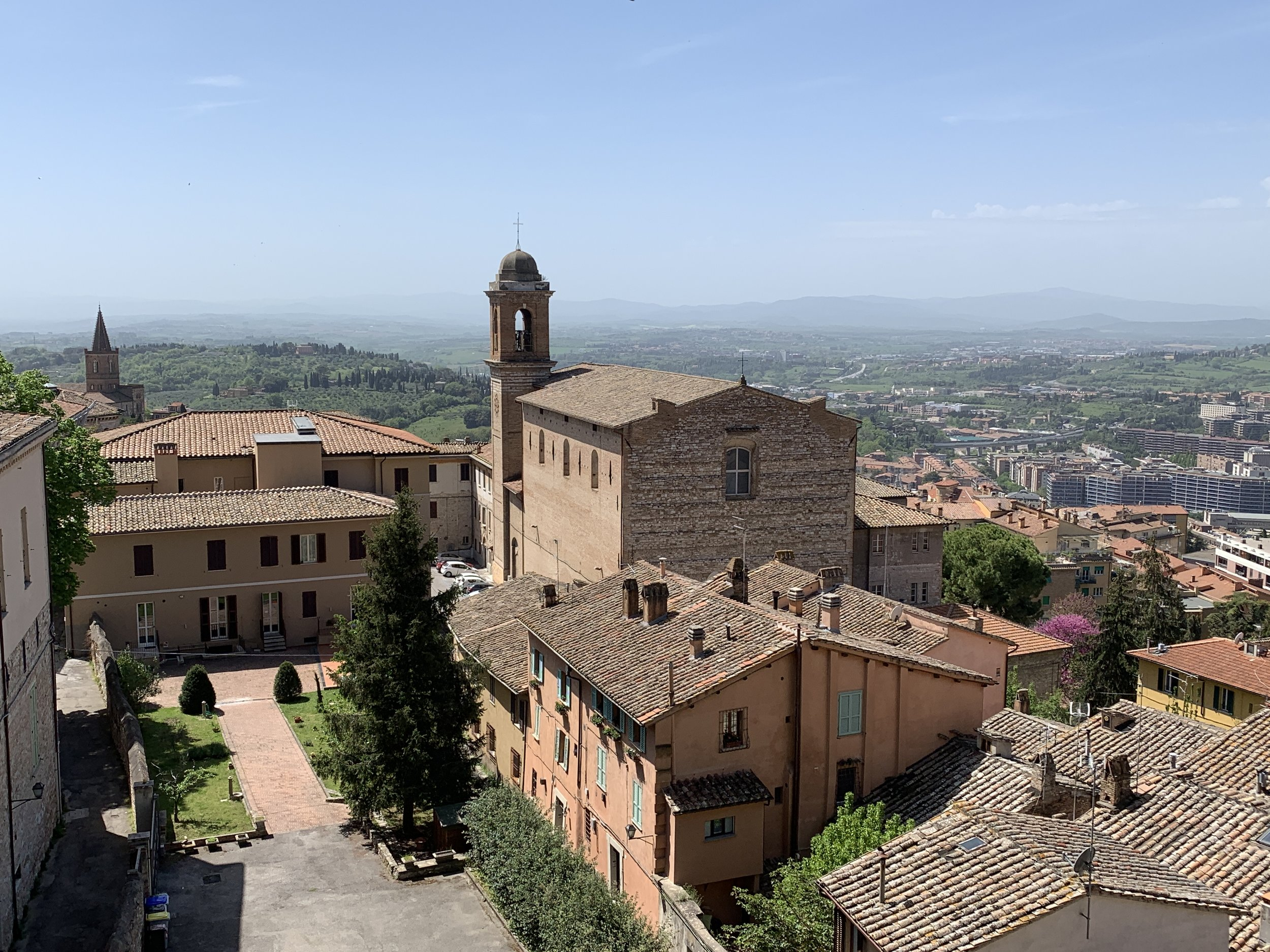 Beautiful Perugia, Italy