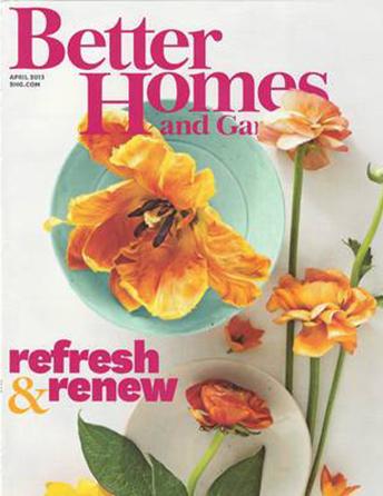 Better Homes & Gardens April 2013 Interior Designer Shazalynn Cavin-Winfrey of SCW Interiors