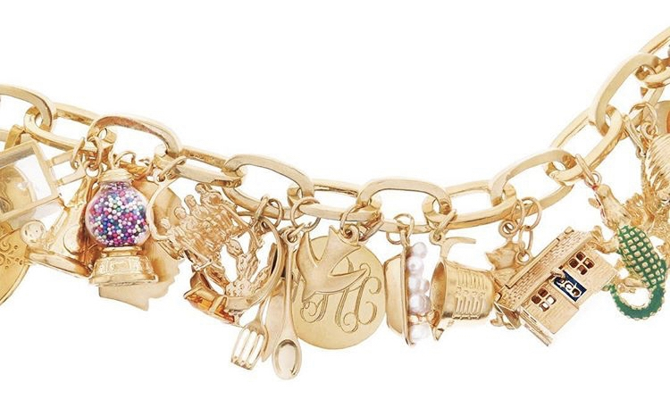 SCW Interiors Life Hacks Blog Post : My Holiday Wish List that includes meaningful charms for my charm bracelet