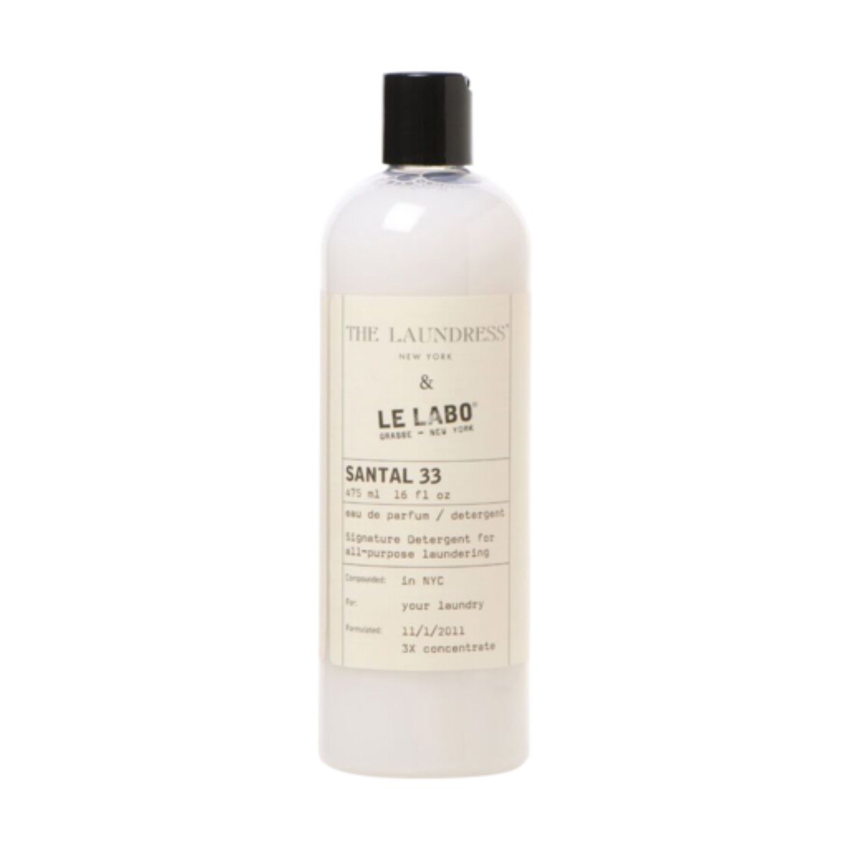 The Laundress  Le Labo Rose Signature Detergent