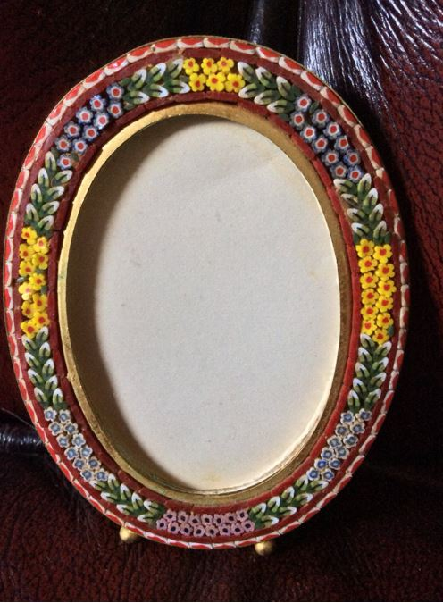 Micro Mosaic Picture Frame