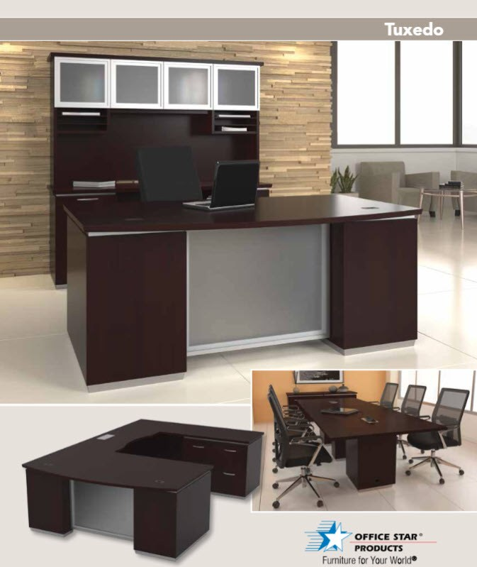 Office Star Furniture Gold