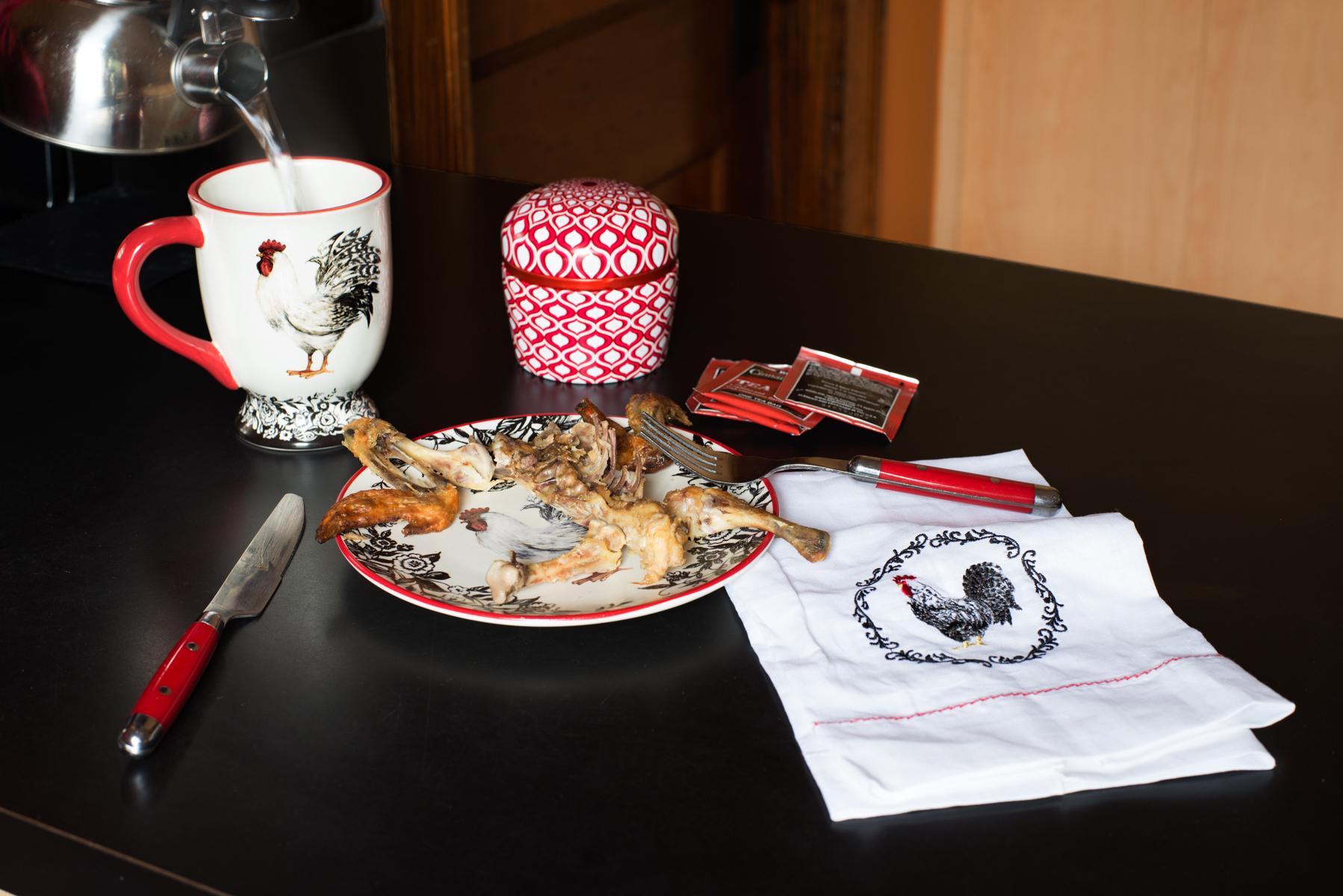 Chickens & Tea, 2014