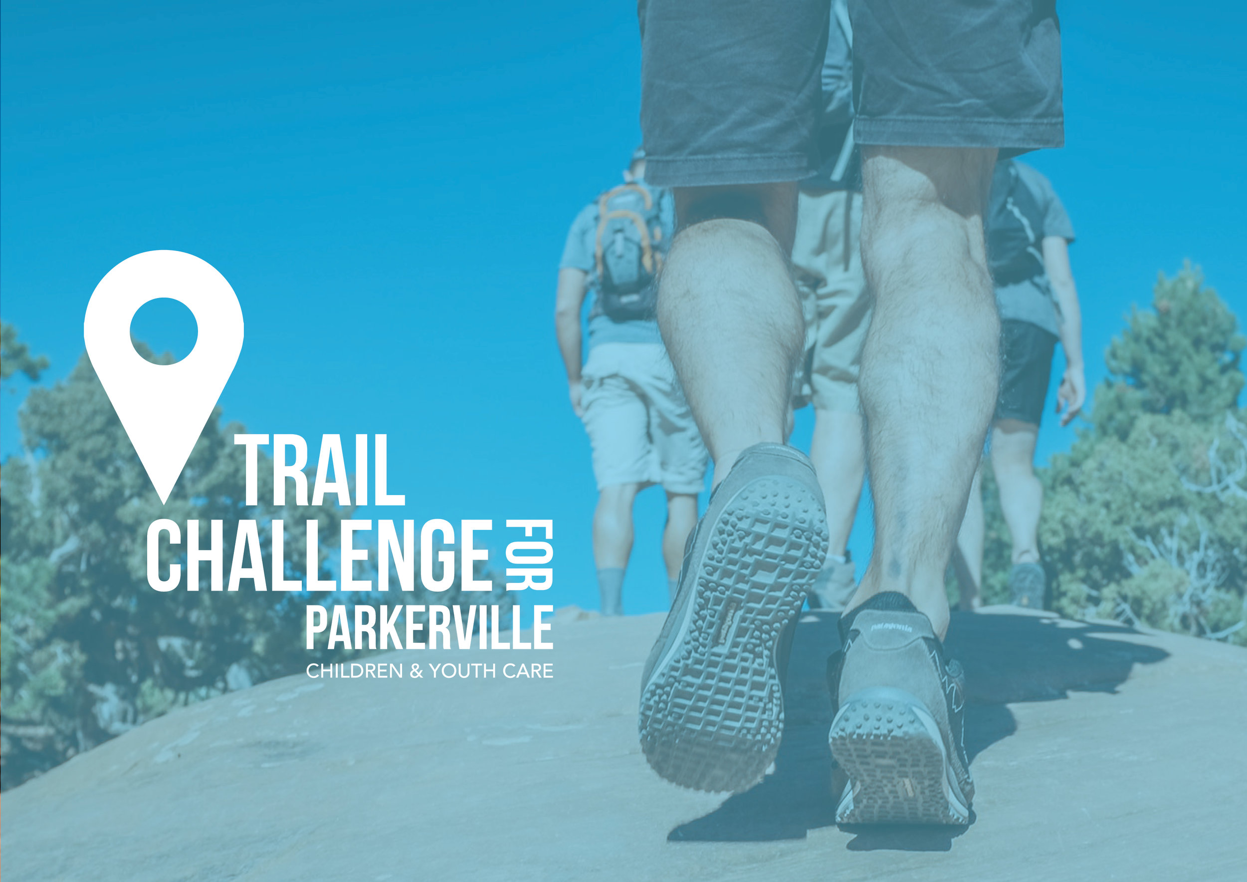 TRAIL CHALLENGE FOR PARKERVILLE