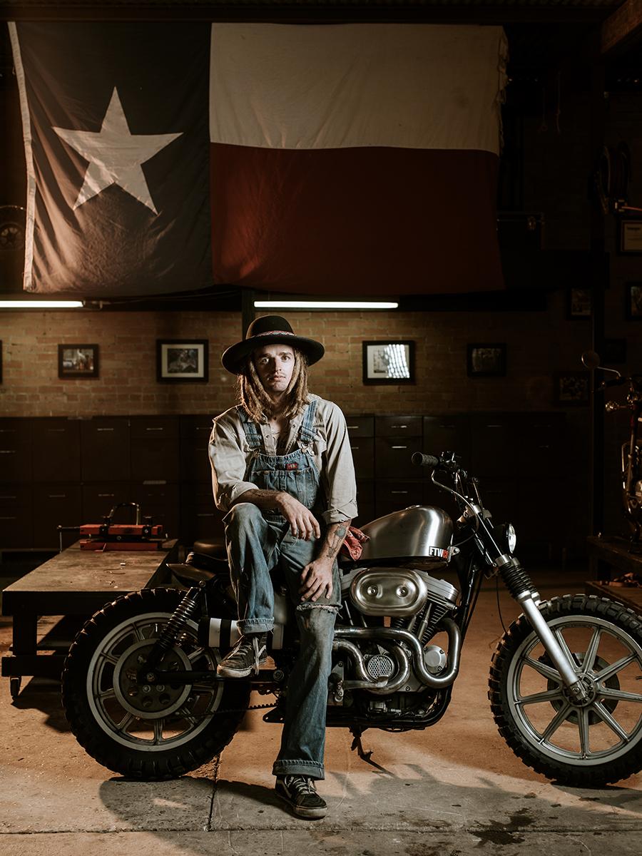 """Colt embodies that Texas spirit"" - - Starry Magazine"