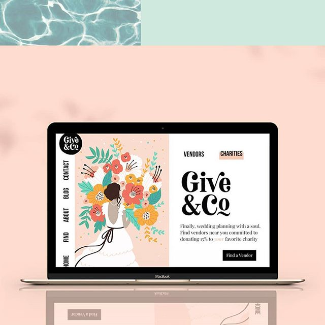 We really do offer the complete creative services package. Take a look at these graphics and illustrations we did for an upcoming website build. More details on our website!