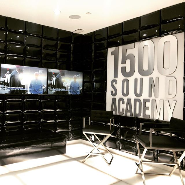 Awesome tour of @1500soundacademy this morning. Excited for my friend @twila_true and the next phase of what @volumeventuresllc is creating. — #1500soundacademy #volumeventures #music
