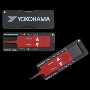YOKOHAMA Profiltiefemesser