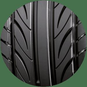 Sdrive tread pattern