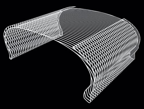 Matrix Body-Ply Construction