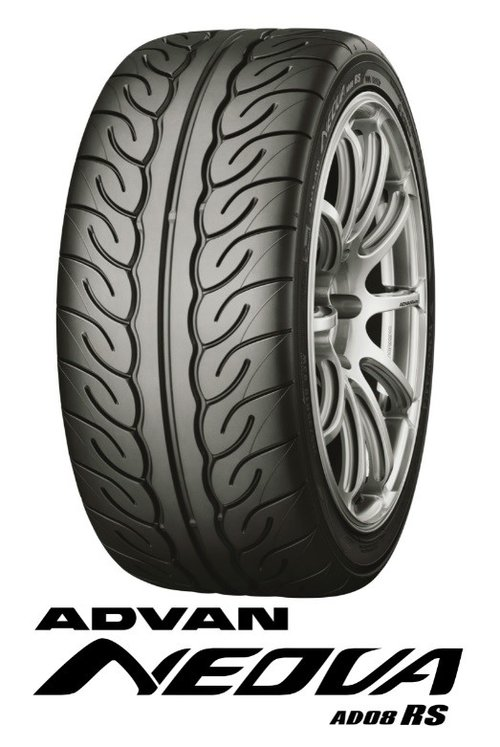 ADVAN NEOVA AD08RS - YOKOHAMA High Performance Tire