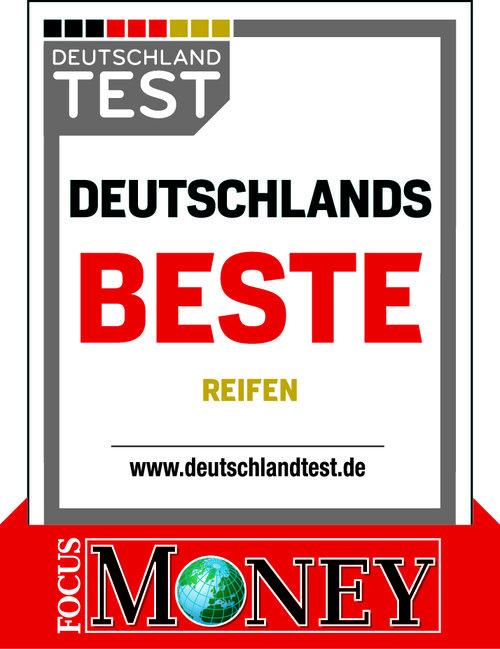 YOKOHAMA Focus-Money-Auszeichung - Deutschlands beste Reifen