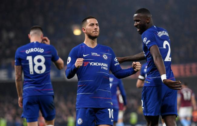Chelsea FC Eden Hazard – YOKOHAMA Reifen Sponsor
