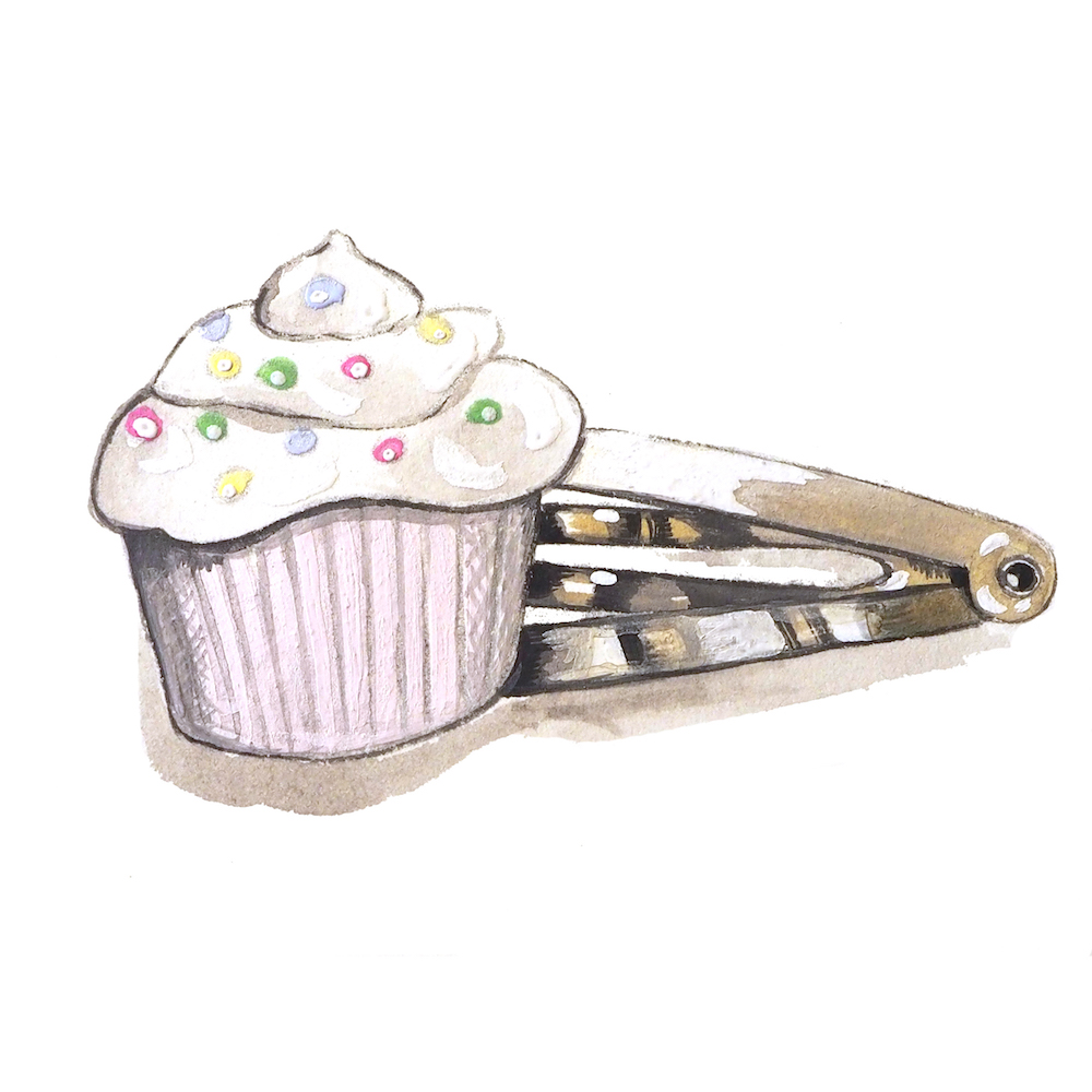 Cupcake hair slide.jpg