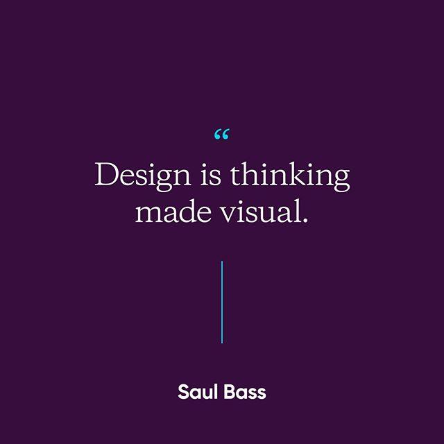 That Saul was onto something. . . . . #designthinking #saulgoodman #design #graphicdesign