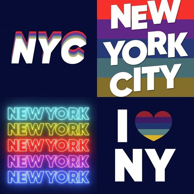 The city that never sleeps. We had fun doing these animations